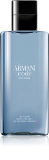 Armani Code Colonia gel de douche pour homme