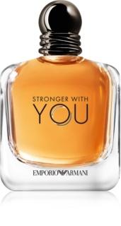 Armani Emporio Stronger With You Eau de Toilette für Herren 150 ml