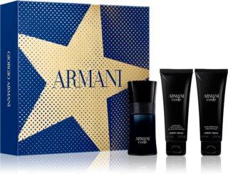 Armani Code coffret cadeau VIII. pour homme