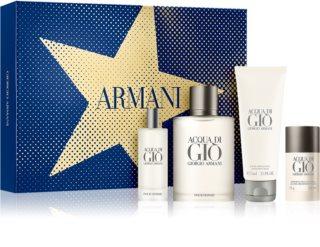 Armani  dárková sada II. pro muže