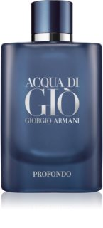 Armani Acqua di Giò Profondo Eau de Parfum for Men