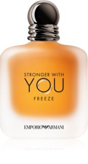 Armani Emporio Stronger With You Freeze Eau de Toilette για άντρες