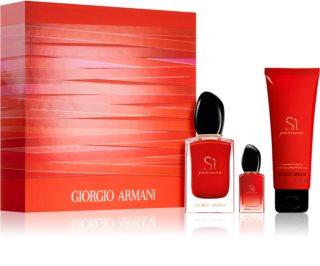 Armani Sì Passione darčeková sada IX. pre ženy