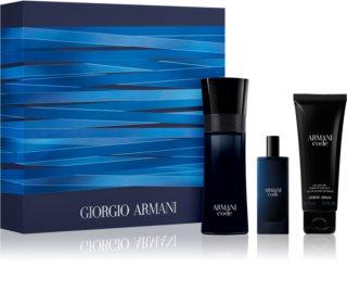 Armani Code set cadou pentru bărbați