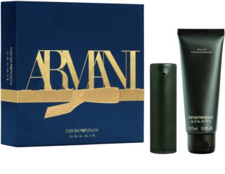 Armani Emporio He Gift Set IIl. for Men