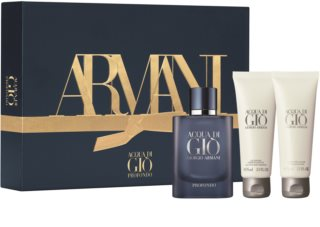 Armani Acqua di Giò Profondo coffret cadeau lI. pour homme