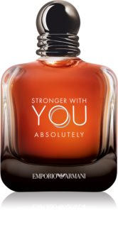 Armani Emporio Stronger With You Absolutely profumo per uomo