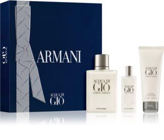 Armani Acqua di Giò darčeková sada pre mužov