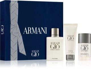 Armani Acqua di Giò Pour Homme darčeková sada pre mužov