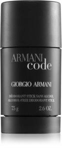 Armani Code дезодорант-стік для чоловіків