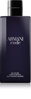 Armani Code Shower Gel for Men