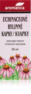 Aromatica Echinaceové bylinné kapky bylinné kapky pro posílení imunity