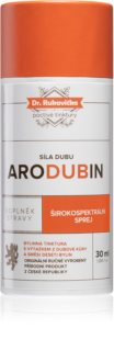 Aromatica Arodubin širokospektrální sprej tinktura pro podporu zdraví dýchacího systému