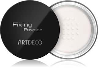 Artdeco Fixing Powder Transparenter Puder mit einem  Applikator