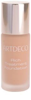 Artdeco Rich Treatment Foundation rozjasňujúci krémový make-up