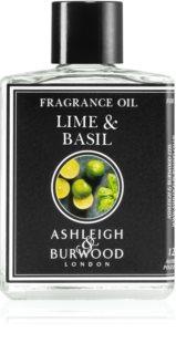 Ashleigh & Burwood London Fragrance Oil Lime & Basil huile parfumée