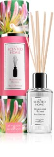 Ashleigh & Burwood London The Scented Home Honeyscukle Blossom aroma diffuser with filling