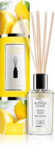 Ashleigh & Burwood London The Scented Home Sicillian Lemon aroma difuzer s punjenjem