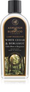 Ashleigh & Burwood London Lamp Fragrance White Cedar & Bergamot katalytische lamp navulling