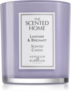 Ashleigh & Burwood London The Scented Home Lavender & Bergamot scented candle