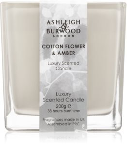 Ashleigh & Burwood London Life in Bloom Cotton Flower & Amber ароматна свещ