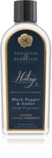 Ashleigh & Burwood London The Heritage Collection Black Pepper & Amber katalytische lamp navulling I.