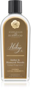Ashleigh & Burwood London The Heritage Collection Amber & Honeyed Woods refill för katalytisk lampa