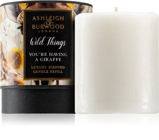 Ashleigh & Burwood London Wild Things You're Having A Giraffe scented candle Refill