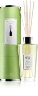 Ashleigh & Burwood London The Scented Home Jasmine & Tuberose diffuseur d'huiles essentielles avec recharge