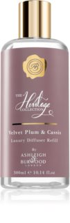 Ashleigh & Burwood London The Heritage Collection Velvet Plum & Cassis náplň do aróma difuzérov