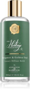 Ashleigh & Burwood London The Heritage Collection Bergamot & Golden Oud náplň do aróma difuzérov
