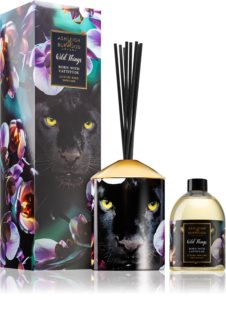 Ashleigh & Burwood London Wild Things Born With Cattitude aroma diffuser with filling
