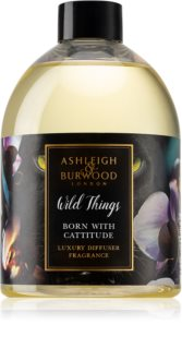 Ashleigh & Burwood London Wild Things Born With Cattitude recarga de aroma para difusores