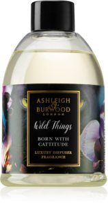 Ashleigh & Burwood London Wild Things Born With Cattitude aroma-diffuser navulling