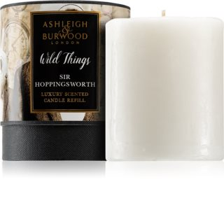 Ashleigh & Burwood London Wild Things Sir Hoppingsworth vela perfumada recarga de substituição