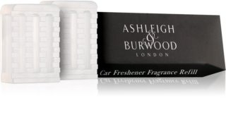 Ashleigh & Burwood London Car White Tea vôňa do auta náhradná náplň