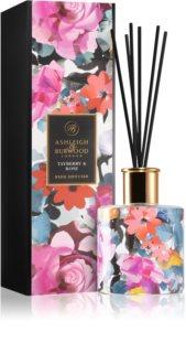 Ashleigh & Burwood London The Design Anthology Tayberry & Rose aroma difuzér s náplní