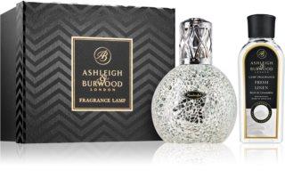 Ashleigh & Burwood London Paradiso catalytic lamp With Refill (Fresh Linen)
