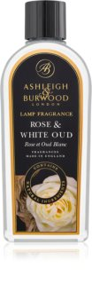 Ashleigh & Burwood London Lamp Fragrance Rose & White Oud rezervă lichidă pentru lampa catalitică