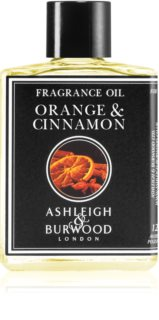 Ashleigh & Burwood London Fragrance Oil Orange & Cinnamon Hajusteöljy