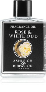 Ashleigh & Burwood London Fragrance Oil Rose & White Oud huile parfumée