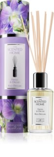 Ashleigh & Burwood London The Scented Home Freesia & Orchid aроматизиращ дифузер с пълнител
