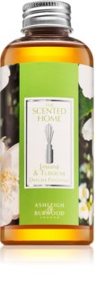 Ashleigh & Burwood London The Scented Home Jasmine & Tuberose aromadiffusor med genopfyldning