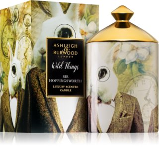 Ashleigh & Burwood London Wild Things Sir Hoppingsworth vela perfumada
