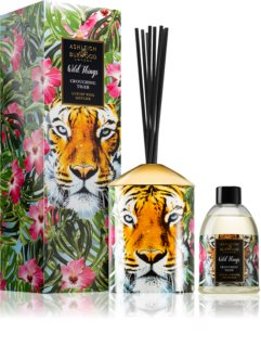 Ashleigh & Burwood London Wild Things Crouching Tiger aroma difuzor cu rezervã