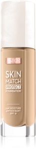 Astor Skin Match Protect base hidratante SPF 18