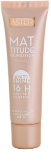 Astor Mattitude Anti Shine mattierendes Make-up