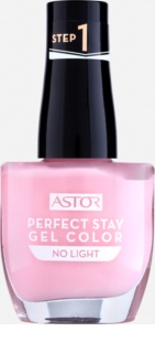 Astor Perfect Stay Gel Color unhas de gel sem usar lâmpada UV/LED