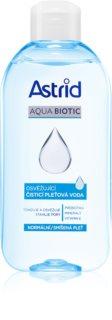 Astrid Fresh Skin reinigendes Gesichtswasser für normale Haut und Mischhaut