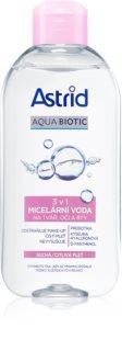 Astrid Soft Skin смягчающая очищающая мицеллярная вода